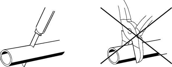 отопитель планар отрезка